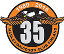 1980-2015 harley-davidson club finland